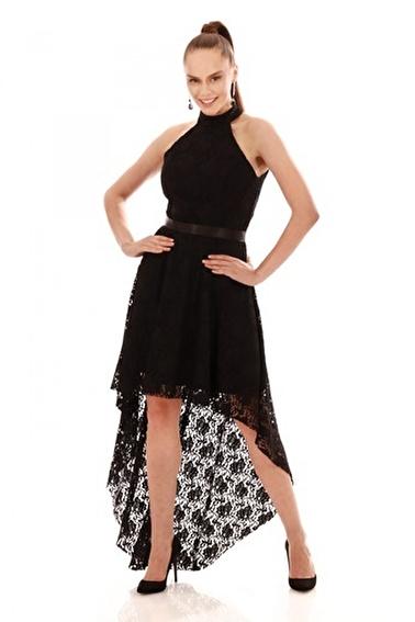 6ixty8ight Elbise Siyah